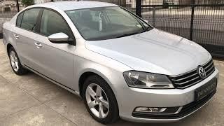 2011 VW Passat 1.6TDi Review