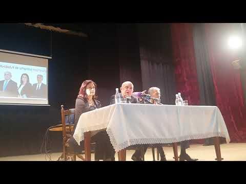 «Եթե Ադրբեջանը մտնի ԵԱՏՄ, Հայաստանը պիտի դուրս գա»․ Սամվել Բաբայանը Գյումրիում էր