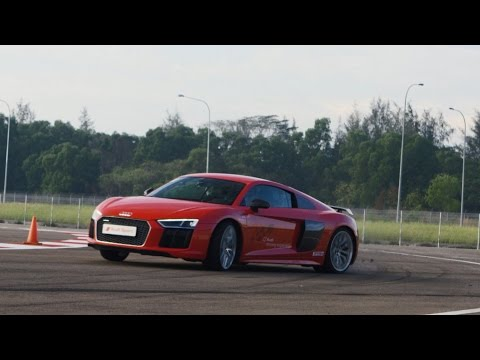 Audi Sport Driving Experience 2016 | The all-new Audi R8 Private Experience