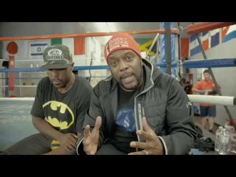 Shout out from Chad Coleman - Champions of the Inner City