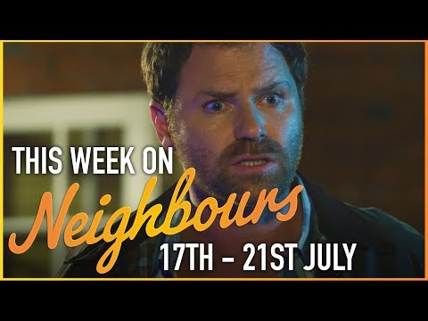 This Week On Neighbours (17th - 21st July)