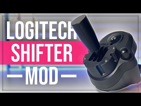 This Mod Improves the Logitech Shifter