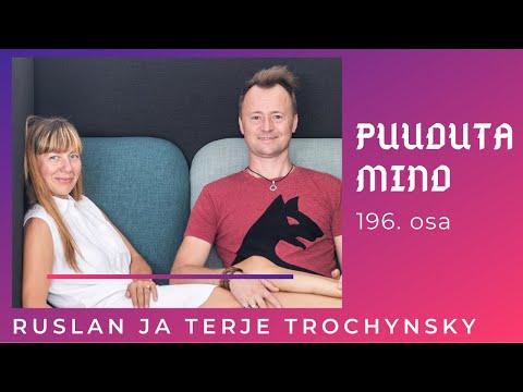 PUUDUTA MIND | Rõõmupallide Ruslan ja Terje Trochynsky õnneliku pere eluvalem