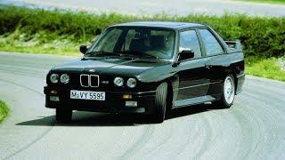 Спортивная легенда: BMW M3 E30