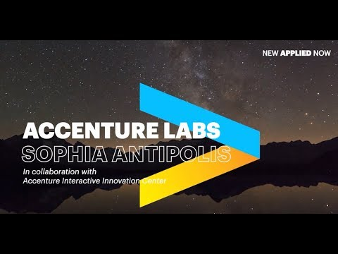Accenture Technology Labs: Sophia Antipolis (English)