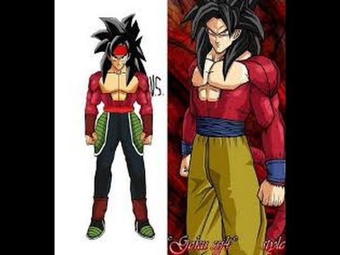 dbzbt3 sunday battle 2 goku ssj4 VS Bardock ssj4 : goku ssj4 costume  - Germanpascual.Com