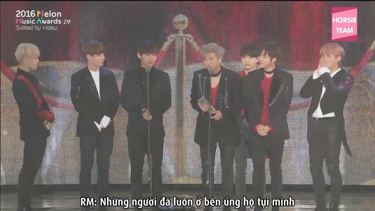 Vietsub Engsub  Daesang Best Album Of The Year Bts  Eb B A Ed   Ec  C Eb   Eb B A  Melon Music Awards