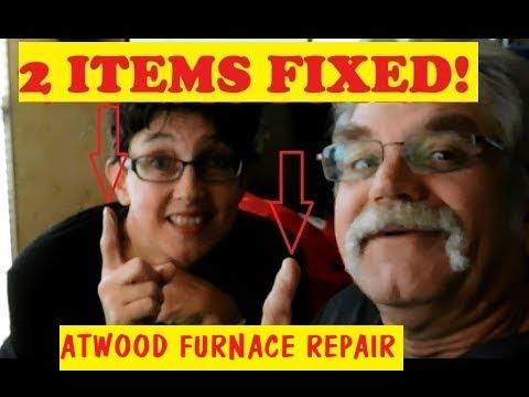 RV LIFE - Atwood RV Furnace Repair