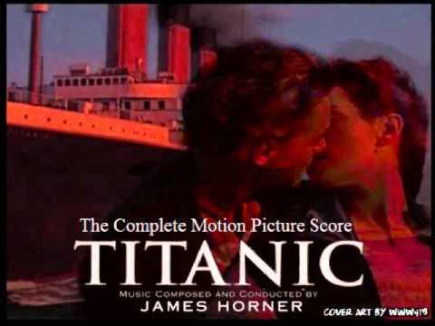 WWW415 Titanic Complete Score3 Exploring Inside the Wreck Recreated Score Version