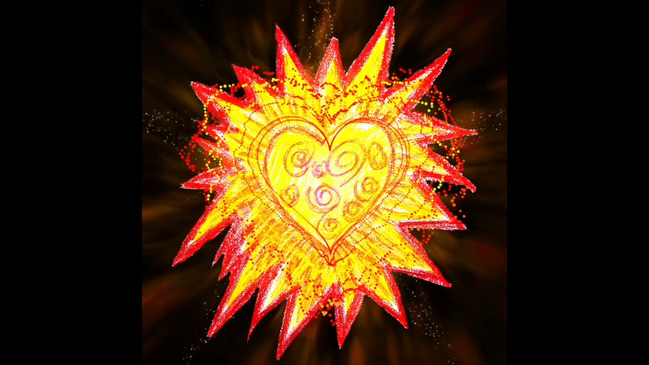 Twin Flames Truth Lionheart Courage Love Meditation Symbol