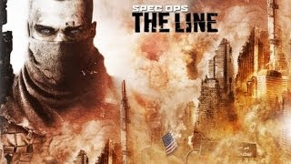 Spec Ops the Line Co-op Gameplay
