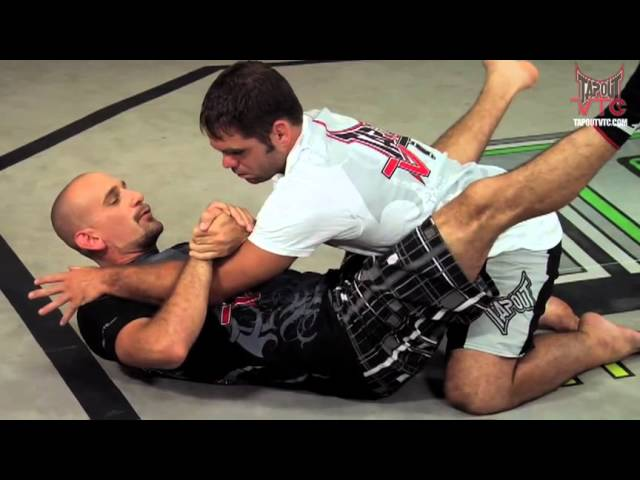 MMA Training: Arm Bar from Guard with Greg Jackson