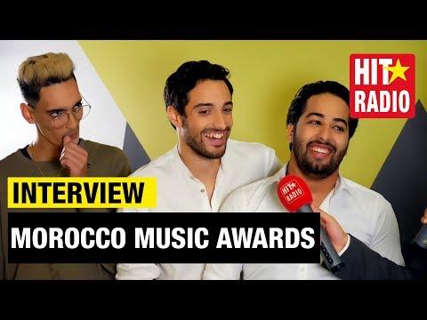 DANS LES COULISSES DES MOROCCO MUSIC AWARDS - في كواليس موروكو ميوزيك اواردز
