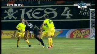 OFI Crete vs Paneleysiniakos full match