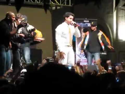 Colby O Donis   What You Got  Live @ The Ed Hardy Official Block Party