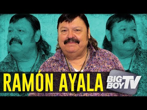 Ramón Ayala On How Long He'll Continue To Perform & He Invites Big Boy To Everything!