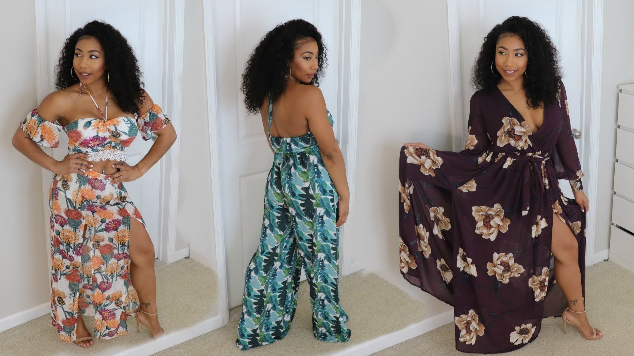 ♥︎ YASSS 🙌🏾Fashion Nova DRESSES, JUMPSUITS, AND SETS
