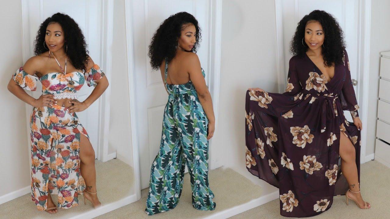 b8c2ed8ecffb9 YASSS 🙌🏾Fashion Nova DRESSES, JUMPSUITS, AND SETS!!!!! ♥︎