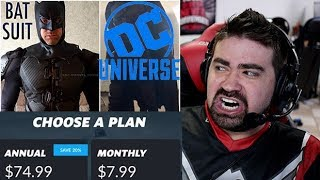 DC Universe App + Batman Reveal - Angry Rant!