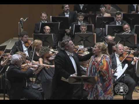 "Wagner, ""Die Walküre"", Final del Acto 1. (A Coruña 2010) Simon O'Neill/Elisabete Matos"