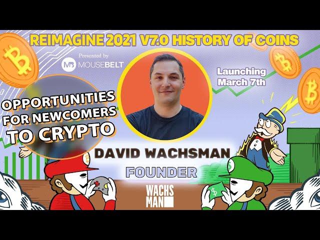 Crypto PR | David Wachsman - Wachsman | REIMAGINE v7.0 #23
