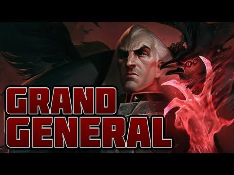 The Noxian Grand General (Swain Lore)