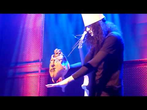 Buckethead 6/21/2016 San Diego, CA - Music Box *FULL SHOW* *FRONT ROW*