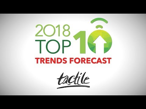 2018 Food Trend #2 - Tactile