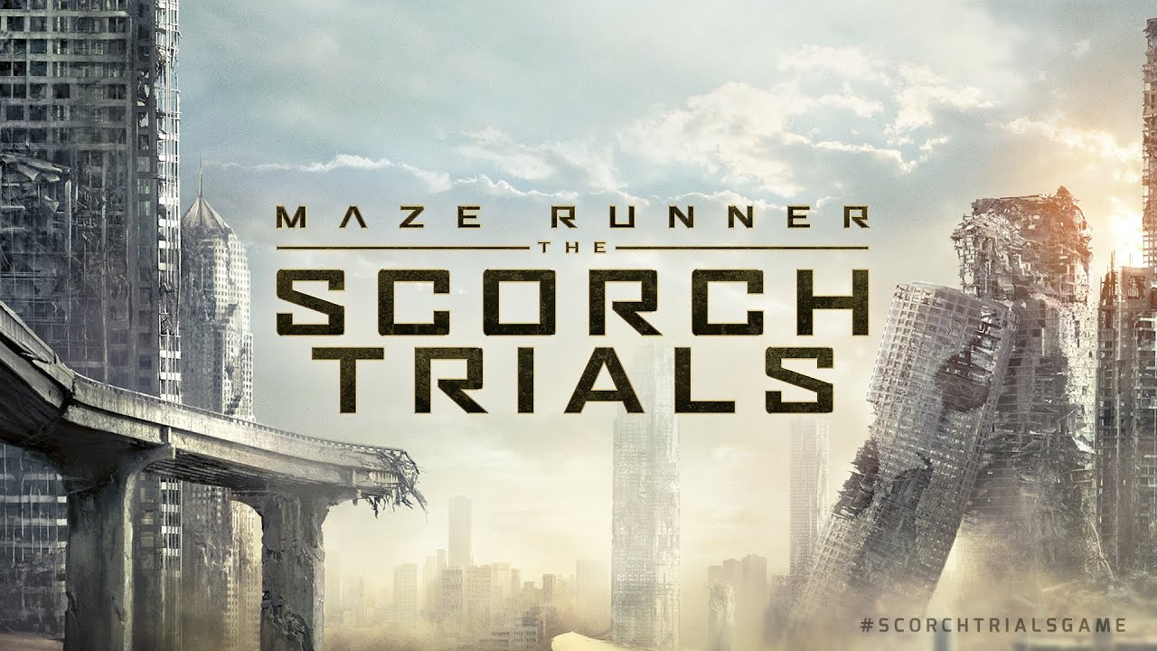 Maze Runner: The Scorch Trials now on the App Store and Google Play!