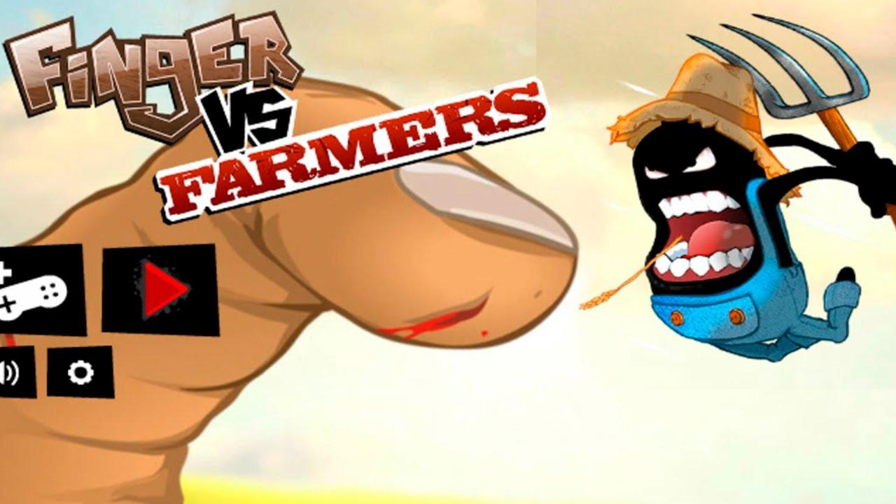finger vs farmer