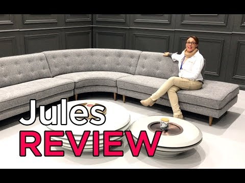 REVIEW Jules 2.5 Seater Corner Sofa With Chaise, Classic Sofa Design In Melbourne TtMall