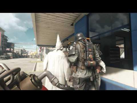 Wolfenstein: KKK Cut Scene