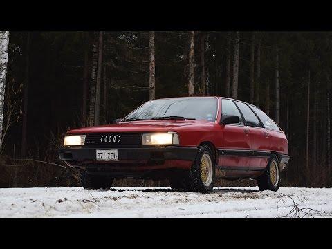 1988 Audi 100 Avant 2.5TDI Quattro Accelerations (1080p)