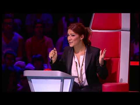 Salomé Silveira - Non, je ne regrette rien - The Voice Kids