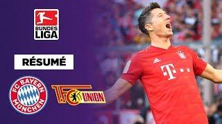 Résumé : Grâce à un but fou de Pavard, le Bayern domine l'Union Berlin