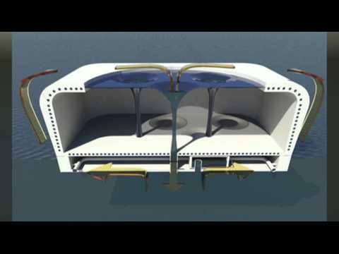 Top 10 trends towards floating cities: Koen Olthuis at TEDxVilnius