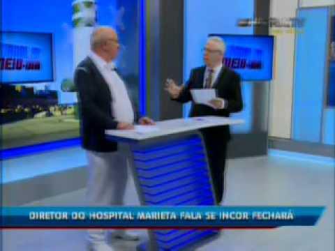 Saiu na Mídia: RIC TV Record Itajaí - Meio Dia Itajaí Jornalismo 020915