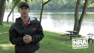 Justin Moore - Off The Beaten Path with NRA Country