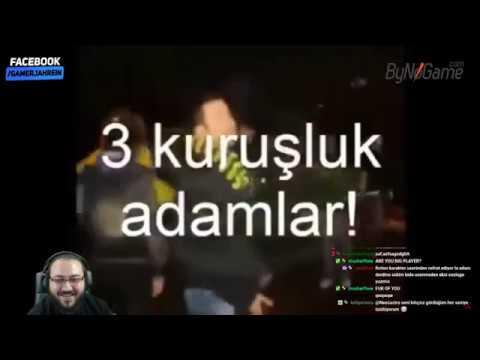 Jahrein   Çıldıran Fenerbahçe Taraftarlarını İzliyor