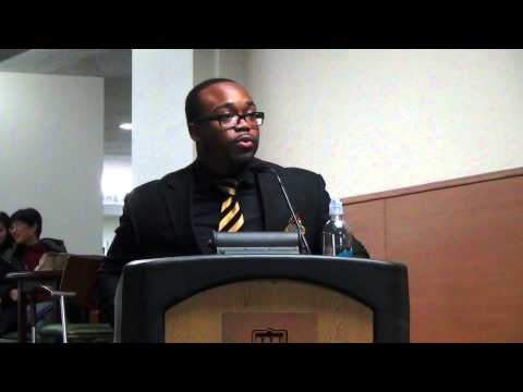2014 MLK  Pre-March Program at  Michigan State University