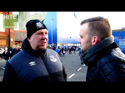 Everton Fans On Wayne Rooney Potentially Returning To Goodison Park