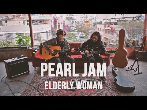 Pearl Jam - Elderly Woman Behind the Counter in a Small Town (cover) | Hayro Balarezo - Luis Jimenez