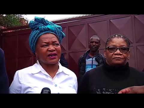 Ms Baleka Mbete pays tribute to the late Hon Winnie Madikizela-Mandela