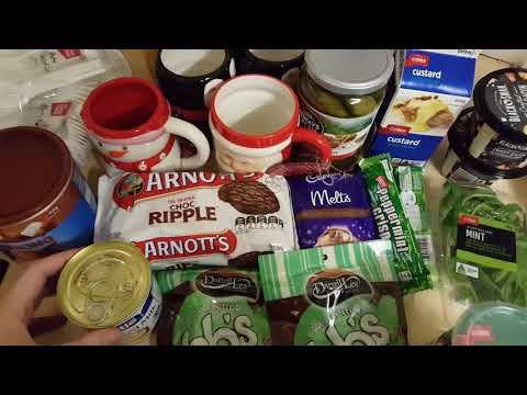 christmas-grocery-haul- -large-aussie-family