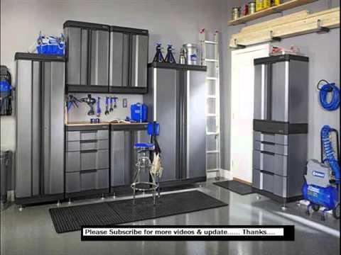 Garage Cabinets Lowes Organization