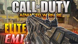 ''EM1 القطبية دوامة'' - Advanced Warfare: - ''النخبة البنادق'' #04 - (EM1 النخبة COD AW)