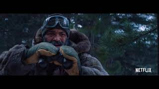 Hold The Dark - Official Trailer [Netflix] | SearchMedia Films