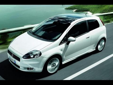 2007 fiat grande punto 1 4 t jet 120 sporting youtube. Black Bedroom Furniture Sets. Home Design Ideas