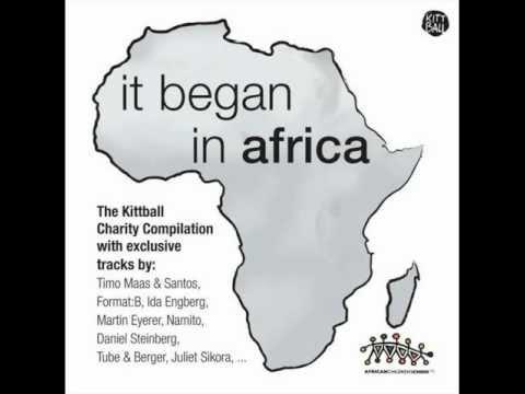 Tech-House Mix HD|HQ  // It began in Africa Vol.1 CD 1