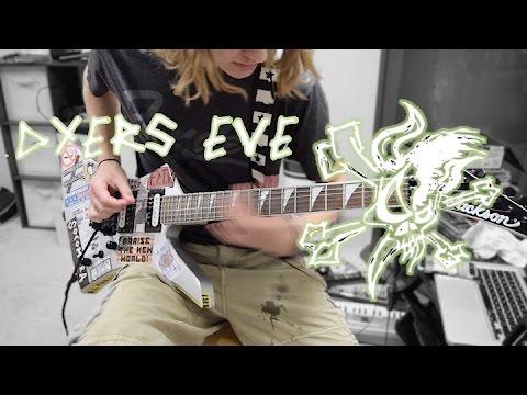 Metallica - Dyers Eve (Guitar Cover w/Solo) genob